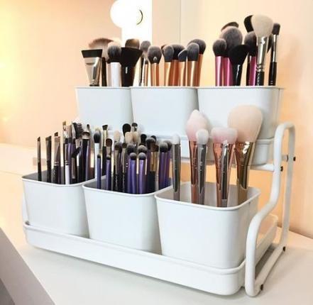 Makeup organization vanity desks 16 trendy Ideas