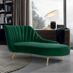 Margo Green Chaise