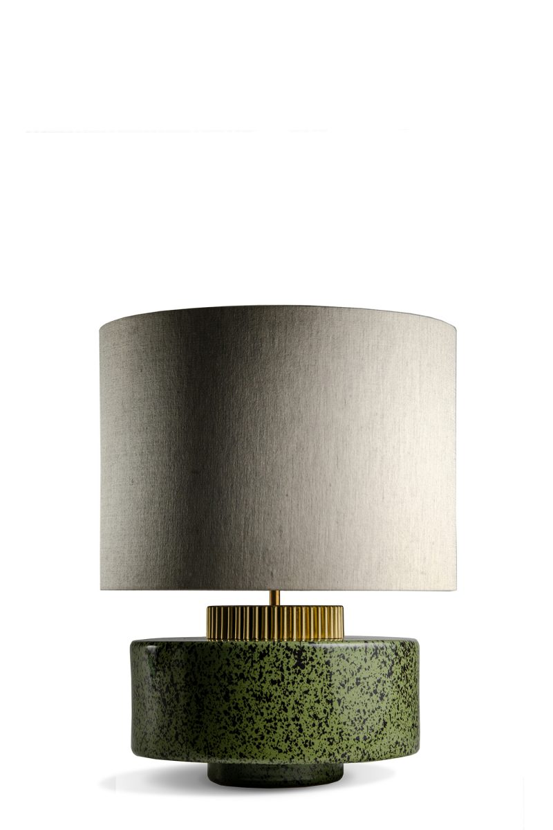 Marlowe Lamp | CLB46 | New Products, Luminaire, Table lamps, Table Lamp | Porta Romana