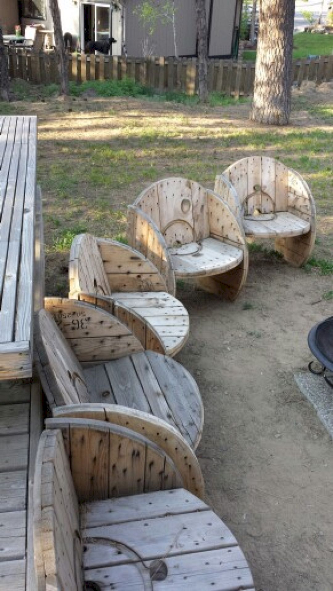 Marvelous Diy Recycled Wooden Spool Furniture Ideas For Your Home No 32 (Marvelous Diy Recycled Wooden Spool Furniture Ideas For Your Home No 32) design ideas and photos
