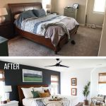 Master Bedroom Makeover - Thriving Home