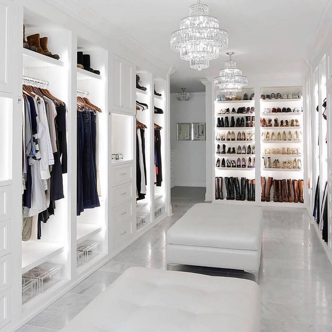 """Masters of Luxury – Est. 2015 on Instagram: """"How amazing is this walk in wardrobe! Designed by @abmbuilt #merrychristmas"""""""