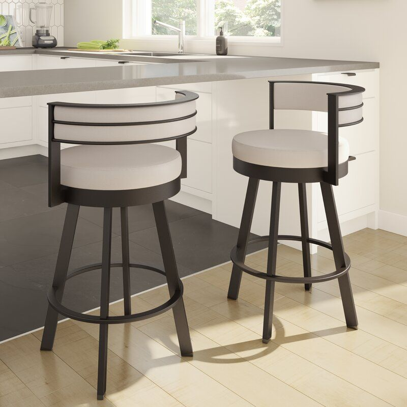 Matthews Bar & Counter Swivel Stool