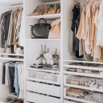Mein begehbarer Kleiderschrank - https://bingefashion.com/home