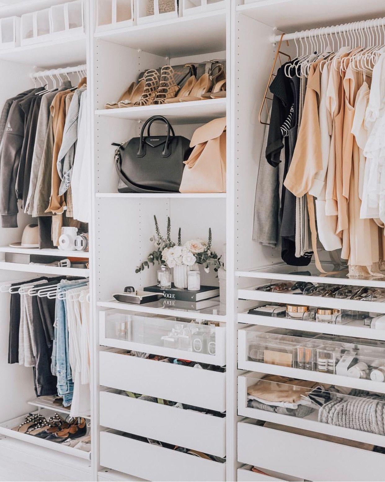 Mein begehbarer Kleiderschrank – https://bingefashion.com/home
