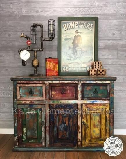 Mexican pine furniture makeover rustic 68+ Ideas for 2019