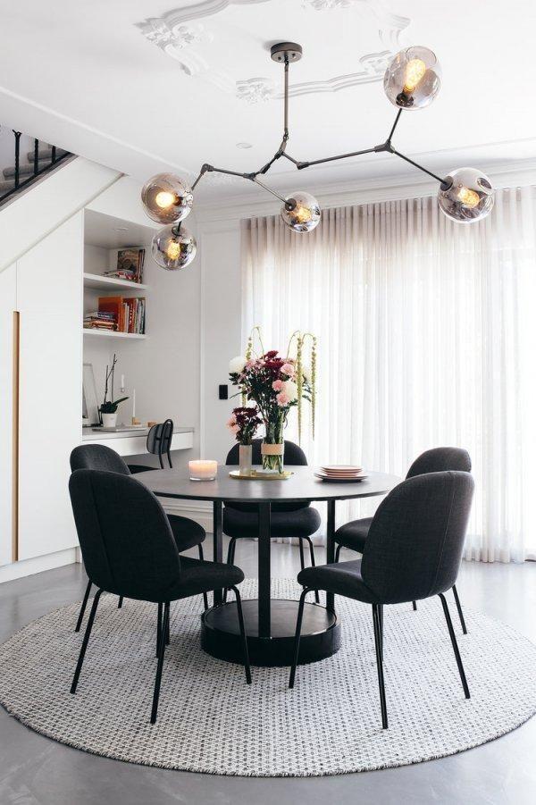 Mid-Century Dining Room Designs » Engineering Basic