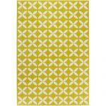 Mint Rugs Tiffany Yellow Rug | Wayfair.co.uk