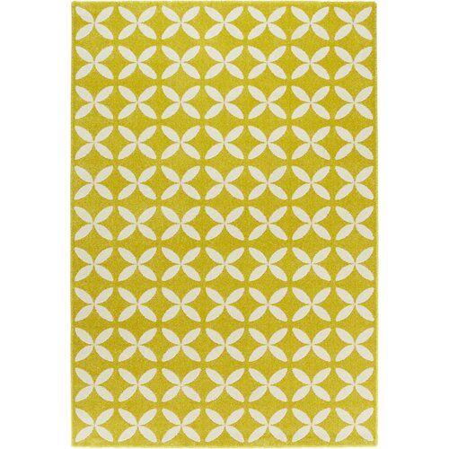 Mint Rugs Tiffany Yellow Rug | Wayfair.co.uk