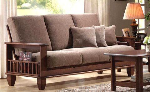 Modèles de canapé en bois – medodeal.com/deco