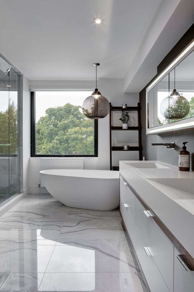 Modern Bathroom Design Ideas To Inspire Yourself – Home Businezz