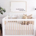 Modern Boho Neutral Nursery Reveal