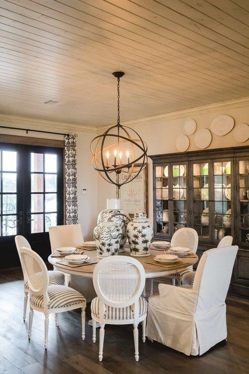 Modern Farmhouse Dining Room Decor Ideas – Pickled Barrel