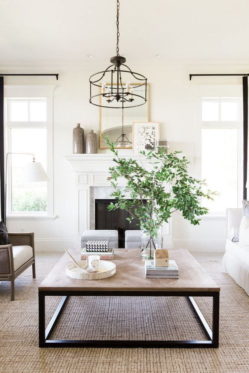Modern Farmhouse Living Room Ideas – pickndecor.com/design