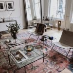 Modern Rugs transforming your Home: Living Room Alive