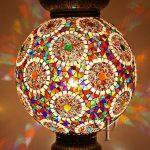 Mosaic Hanging Lamp - enjoyistanbul.com