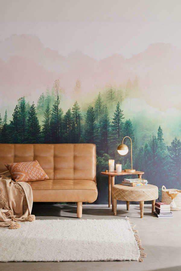 Mountain Landscape Wall Mural