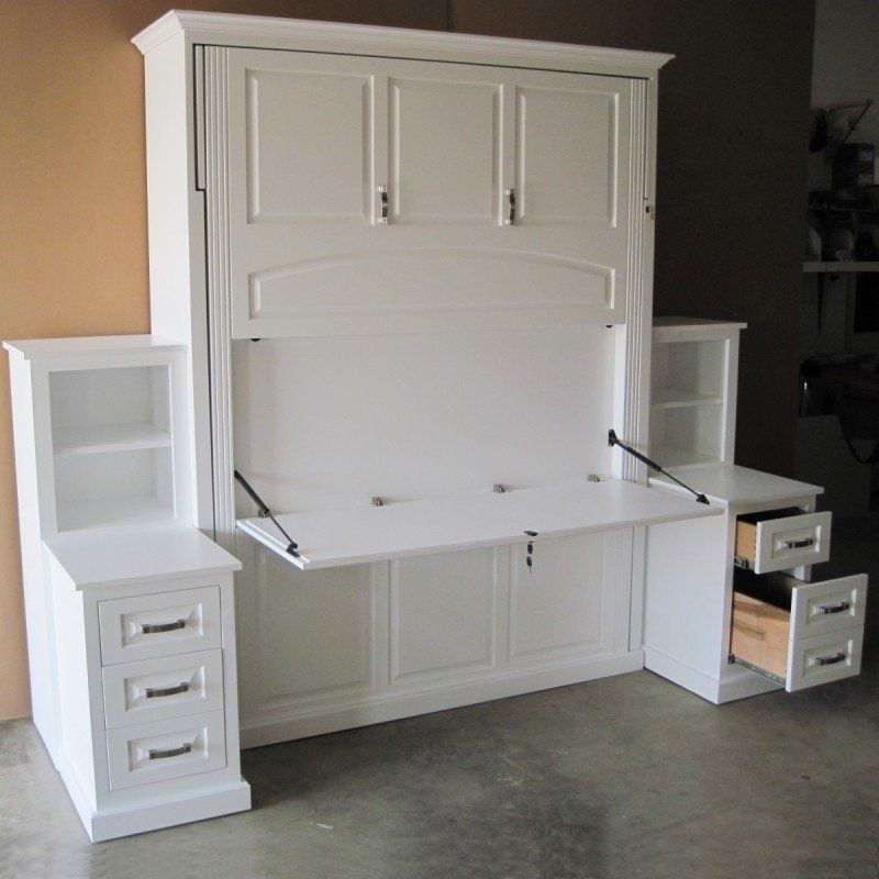 Murphy Bed With Desk And Storage – http://www.otoseriilan.com