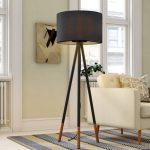 Neordic 153cm Tripod Floor Lamp