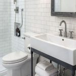 New Farmhouse Sink Bathroom Taps Ideas - pickndecor.com/design