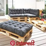 New Fresh And Fabulous Pallet Tips Ideas | Pallet Sofa in 2019 | Balcony furnitu...