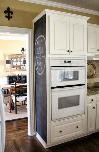 New Kitchen Wall Ideas Awesome Chalk Board Ideas