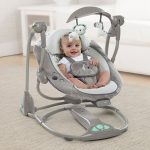 Newborn Gift Multi-function Music Electric Swing Chair Infant Baby Rocking Chair Comfort BB Cradle Folding Baby Rocker Swing 0-3 -