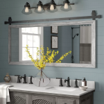Nicholle Bathroom/Vanity Mirror