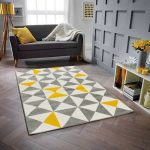 Norden Home Corbett Braided Black/Grey/Yellow Rug | Wayfair.co.uk
