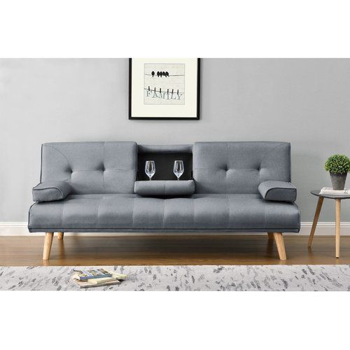 Norden Home Dotson 3 Seater Sofa Bed | Wayfair.co.uk