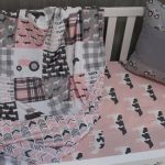Nursery Bedding Set,Baby , Farm life , Cow , Barn , Farmer , Tractor ,Baby Bedding , Cowgirl ,  Crib Bedding , Babylooms