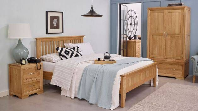 Oak Bedroom Furniture makes the Most   Sensible Choice