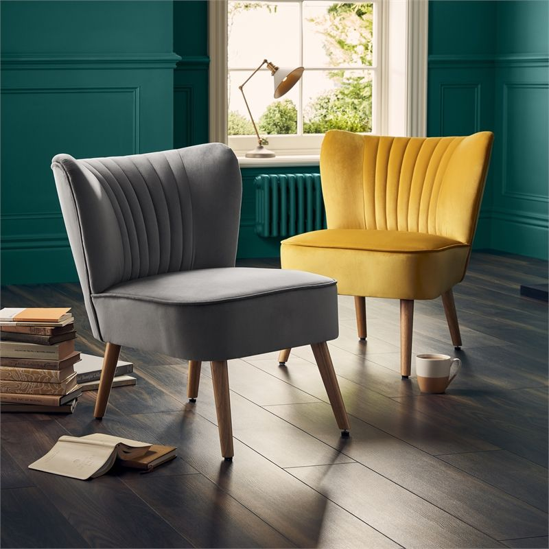 Occasional Chair – Grey