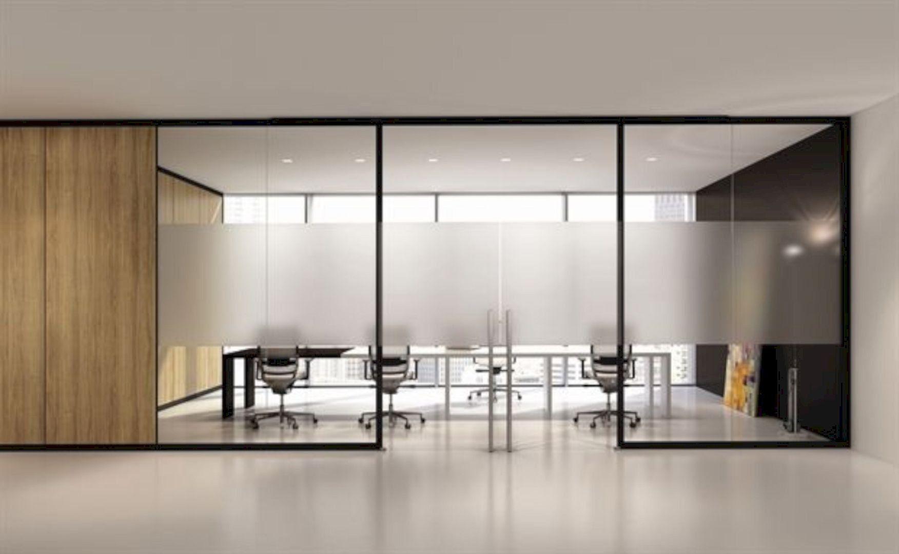 Office Interior: A Contemporary, Modern Workspace of the Design Studio | Futurist Architecture