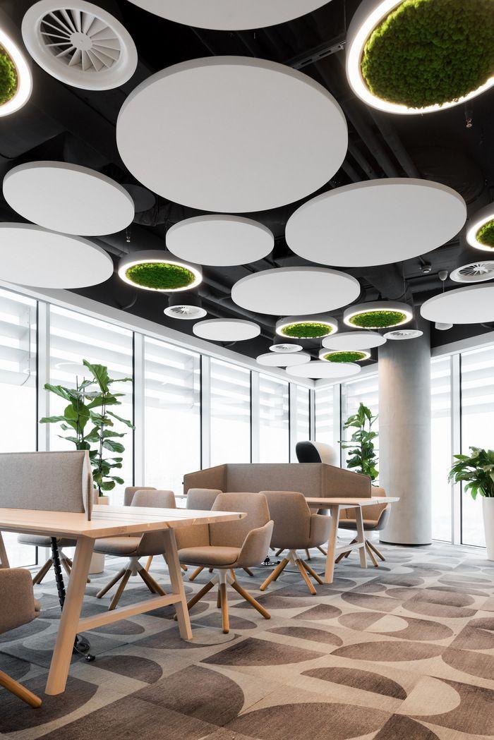 Office Tour: HILTI Eastern European Headquarters – Moscow