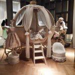 Online Shop European Luxury Fairy Tale Style Pumpkin Shape Crib Kids Dream Baby Cot Bed Germany Beech | Aliexpress Mobile