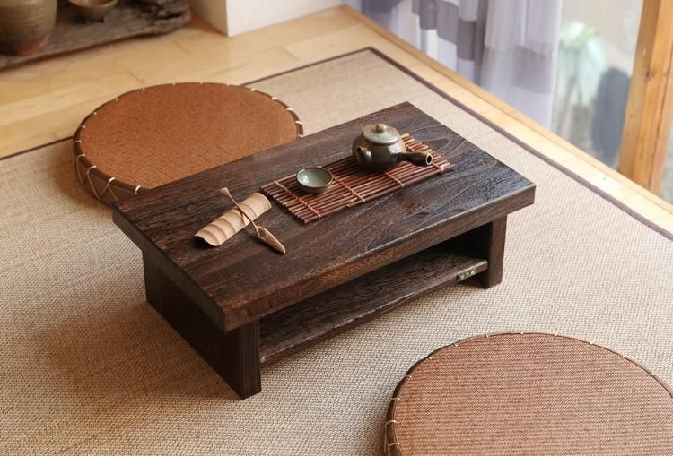 Oriental Antique Japanese Furniture Coffee Table