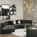 Our CIRCA CURVED SOFA is the definition of statement seating. With a striking ca...