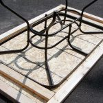 Our Custom Patio Table   Madness & Method