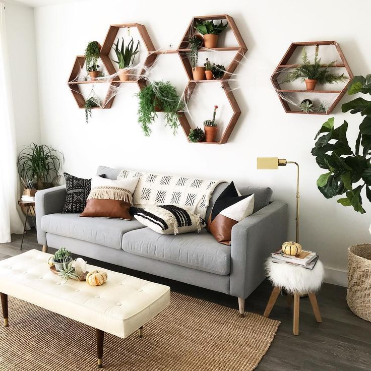 Our Favorite Geometric Accessories For Your Living Room Decor