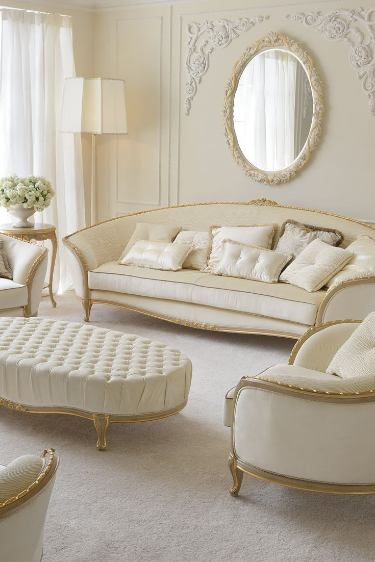 Our Luxury Italian Furniture Collection contains luxury pieces, soft lines with …