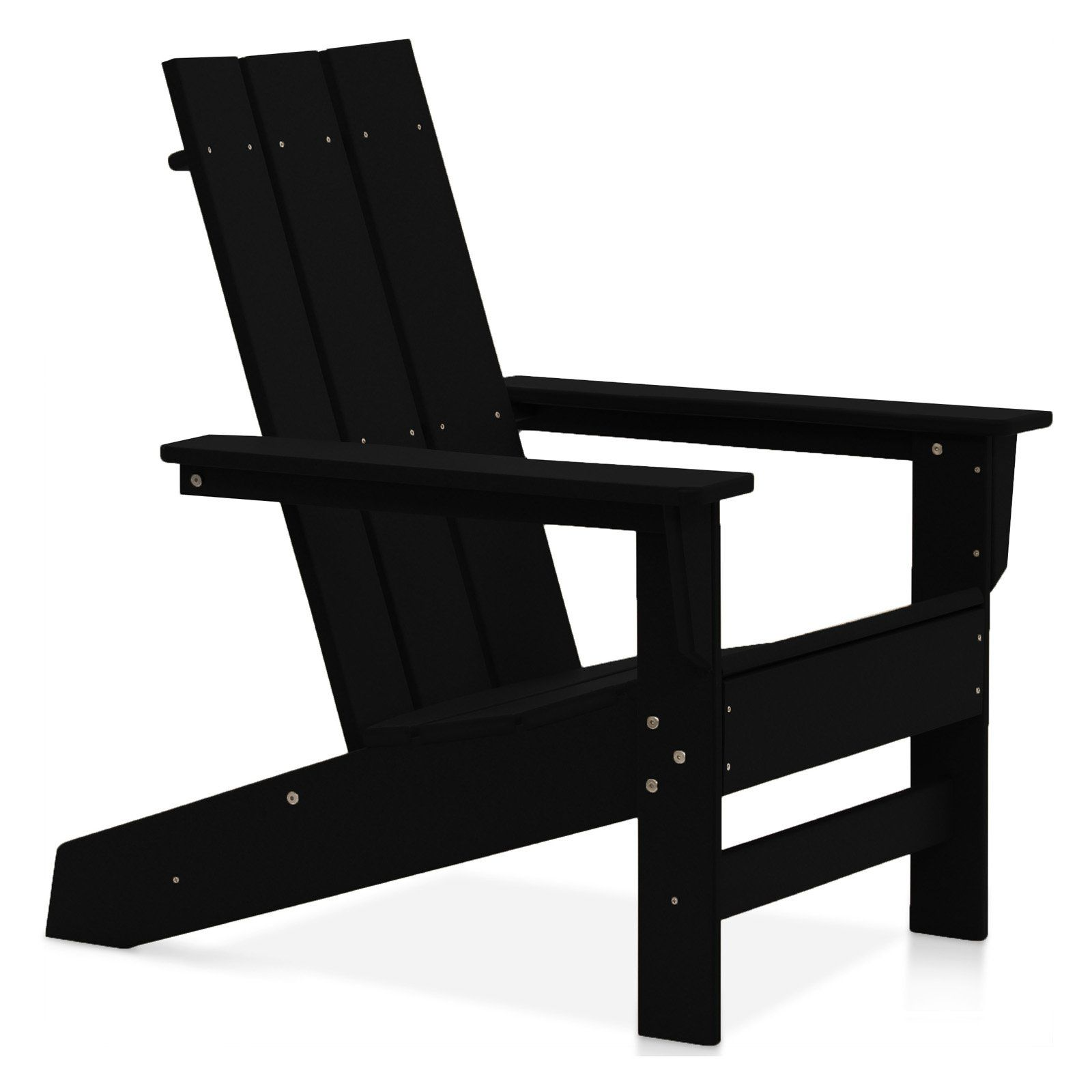 Outdoor Durogreen Aria Recycled Plastic Adirondack Chair