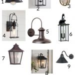 Outdoor Wall Lights - Fixer Upper Style | The Harper House
