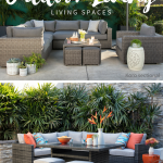 Outdoor lounge furniture - transform your outdoor space into an oasis with new, ...