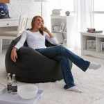 Outrageous Best Bean Bag Chair For Adults furnishings in Home Furnishings Consep...