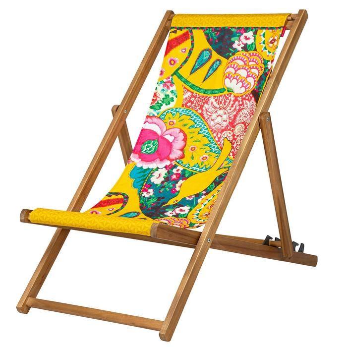 Pajaro Deck Chair