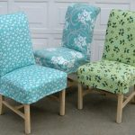 Parsons Chair Slipcover PDF format Sewing Pattern Tutorial