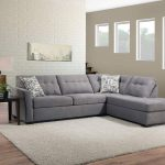 Pasadena Gray Living Room Sectional - Big Lots