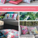 Patio Cushions & Outdoor Pillows