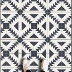 Patterned Peel & Stick Flooring